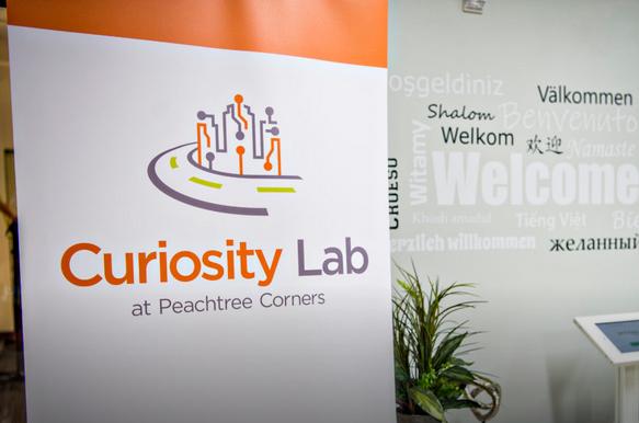 Curiosity Lab logo